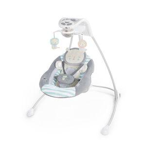 Ingenuity Inlighten Cradling Plug-In Swing with LightBeams Mobile - Landry Lion for Sale in Brooklyn, NY