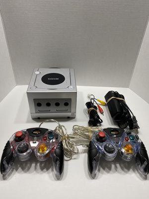 Nintendo GameCube platinum silver for Sale in Miami, FL