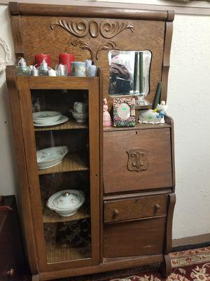 Antique cabinet for Sale in Rialto, CA