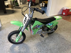 Razor Dirt bike MX400 for Sale in Orlando, FL