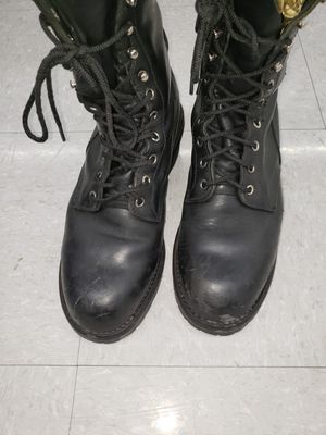 boots red wing ready for work in very good condition.size 10 for Sale in Snohomish, WA