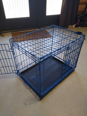 "24"" x 17"" x 20"" Dog Crate for Sale in Burtonsville, MD"