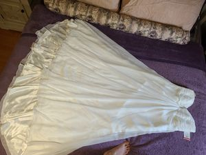 Wedding dress, 16W, Galina for Sale in Levittown, PA