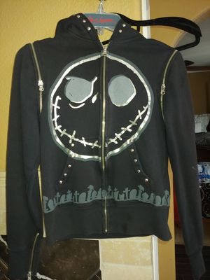 Nightmare before Christmas sweatshirt from Disneyland resort for Sale in Littleton, CO