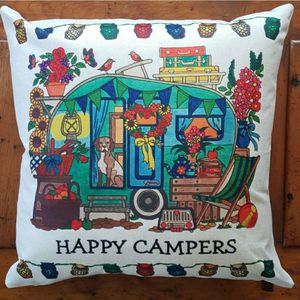 Accent pillow , campers edition for Sale in Murrieta, CA