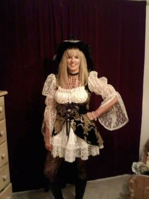 Pirate dress and hat for Sale in Mission Viejo, CA
