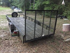 7 ft x 14 1/2 ft Trailer for Sale in Prattville, AL