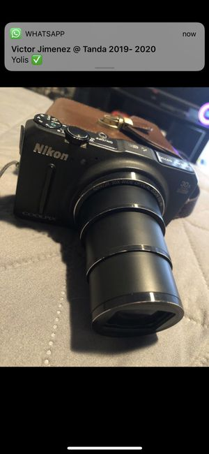 Nikon digital camera 30x zooom WiFi for Sale in San Antonio, TX
