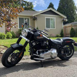 2019 Harley Davidson FLSL Softail Slim for Sale in Renton, WA