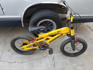 16 inch HUMMER Bike $55 for Sale in Oakdale, CA