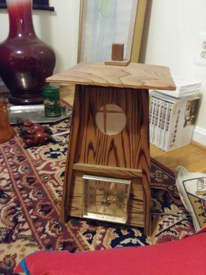 Antique Japanese lantern lamp for Sale in Gaithersburg, MD