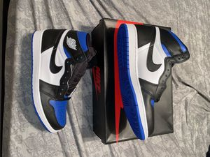 Jordan 1 Royal Blue for Sale in Miramar, FL