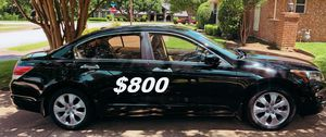 $8OO I sell URGENT my family car 2OO9 Honda Accord Sedan Runs and drives great! Clean title. for Sale in Grand Rapids, MI