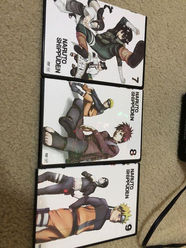Naruto Shippuden Box Set Three