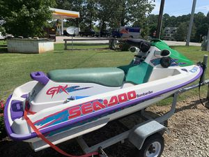 Sea doo GTX TRADE FOR MOTORCYCLE!!! for Sale in Raleigh, NC