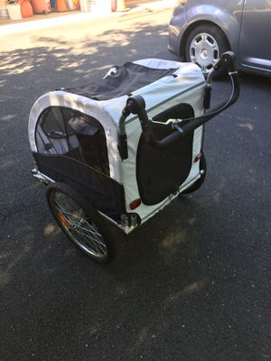 Like new dog stroller up to 50 pounds for Sale in Horsham, PA