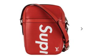 SUPREME LOUIS VUITTON BAG AUTHENTIC for Sale in Atlanta, GA