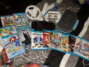 Nintendo Wii U for Sale in Somerdale, NJ