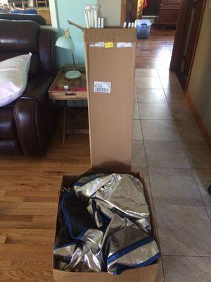 4x4x7 Hydrohut Grow tent & Light for Sale in Peabody, MA