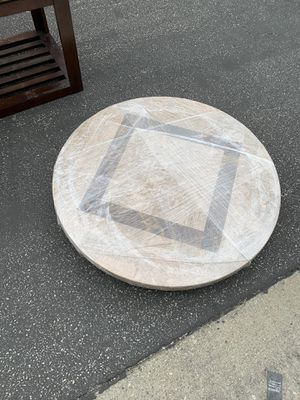 Marble Dining Table with 4 chairs for Sale in La Puente, CA