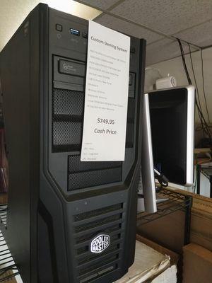 Custom Gaming Computer for Sale in Bainbridge, NY