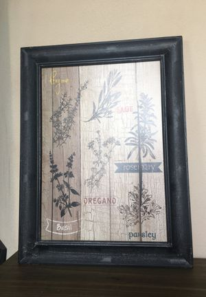 Kitchen wall art for Sale in Aliso Viejo, CA