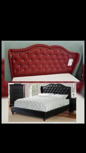 Full size platform bed frame for Sale in Glendale, AZ