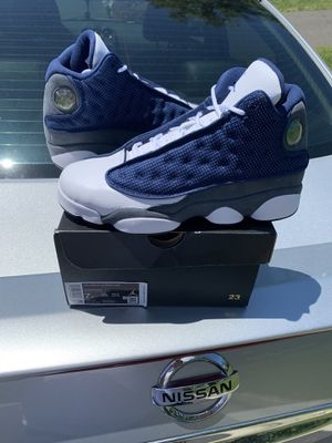 Air jordan retro 13 flints size 7Y brand new!!! for Sale in Arlington, VA