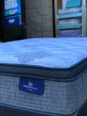 Super Comfy Brand-New Bed Set 💤 Mattress Box Spring & Bed Frame 🏦 Easy No Credit Financing Available Only $39 Down for Sale in Imperial Beach, CA