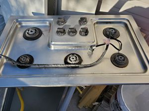 Gas stove top for Sale in Tracy, CA