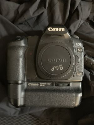 Canon 5d mkii for Sale in Washington, DC