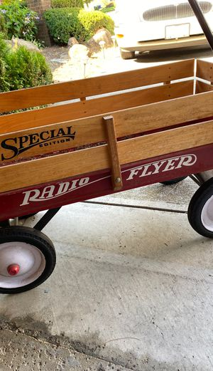 Radio Flyer wagon for Sale in Worthington, OH
