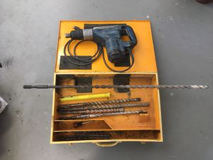 Roto Hammer Bosch for Sale in Oceanside, CA