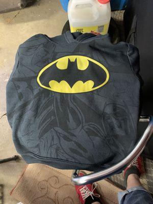 Batman Hoodie 4T for Sale in Yucaipa, CA