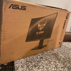 ASUS TUF GAMING MONITOR VG24VQ for Sale in New Caney, TX