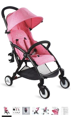 Tiny Wonders Single Baby Stroller -Pink for Sale in Smyrna, GA