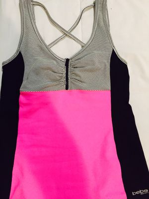 bebe Medium workout top for Sale in Seattle, WA