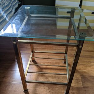 Antique brass Side Table for Sale in Oakland, CA