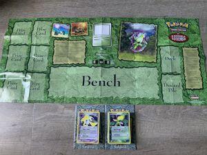 Pokemon Card Lot - 2 Ex Hidden Legends Theme Decks Wishmaker + Forest Guardian Unused + Extras! Hard to find unused OBO! for Sale in Orange, CA