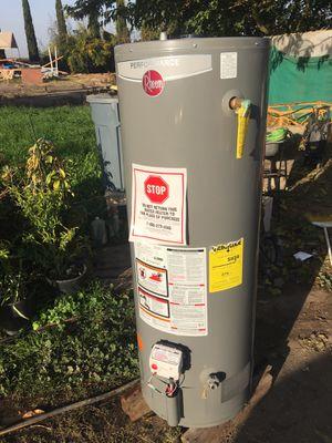 Water Heater Performance 50 Gal. Tall 6 Year 36,000 BTU Liquid Propane for Sale in Stockton, CA