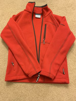 Youth/kids Small Colombia Fleece jacket Like New for Sale in Livermore, CA