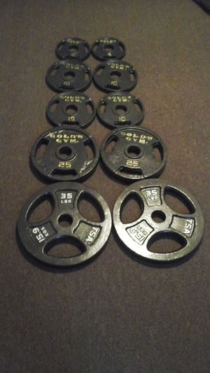 Weight plates for Sale in Eastpointe, MI