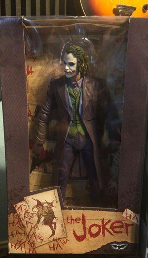 Heath ledger joker 1/4 scale action figure for Sale in Spring, TX