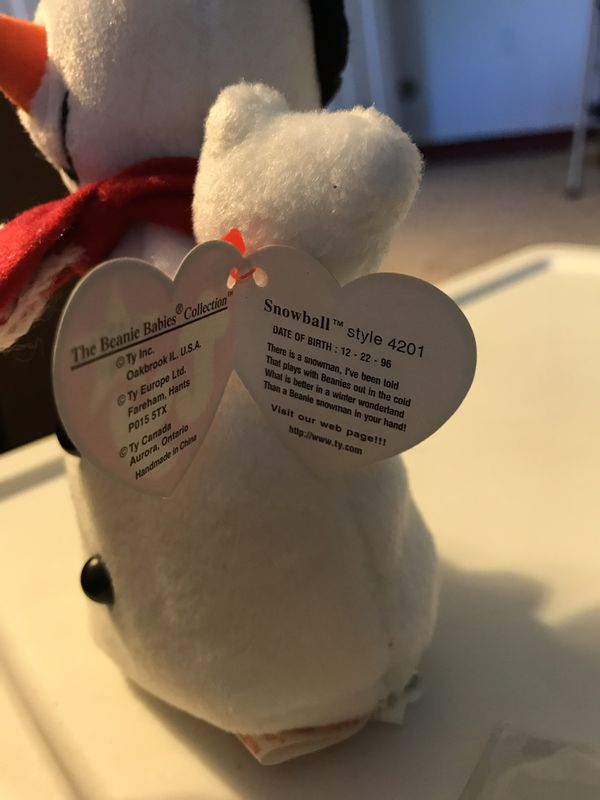 Beanie babies ( variety) deals the more you buy