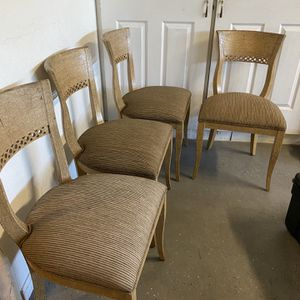 Dining Chairs / Accent Chairs for Sale in Spring Valley, CA