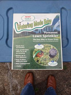 Water sprinkler for Lawn for Sale in Lodi,  NJ