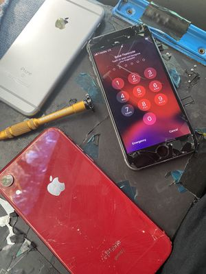 iPhone 8 screen replacement (!!) We drive to you and fix_+++ for Sale in Tempe, AZ