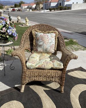 Two patio chairs ( FREE DELIVERY 🚚) GOOD CONDITIONS for Sale in North Las Vegas, NV