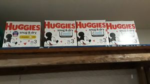 Huggies Snug & Dry for Sale in Lehigh Acres, FL