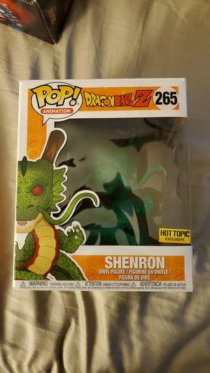 Funko Pop Jade Shenron Dragonball Z for Sale in Hendersonville, NC